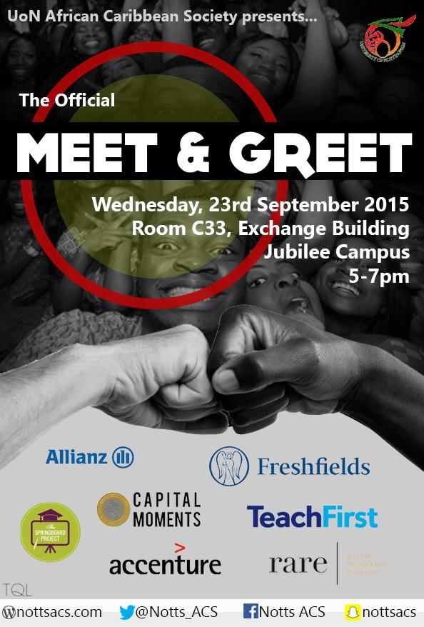 Meet & Greet - print